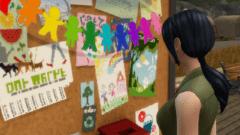 Die Sims 4 Nachhaltig leben Abstimmung