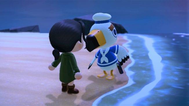 Animal Crossing New Horizons NPCs Spawn Rate