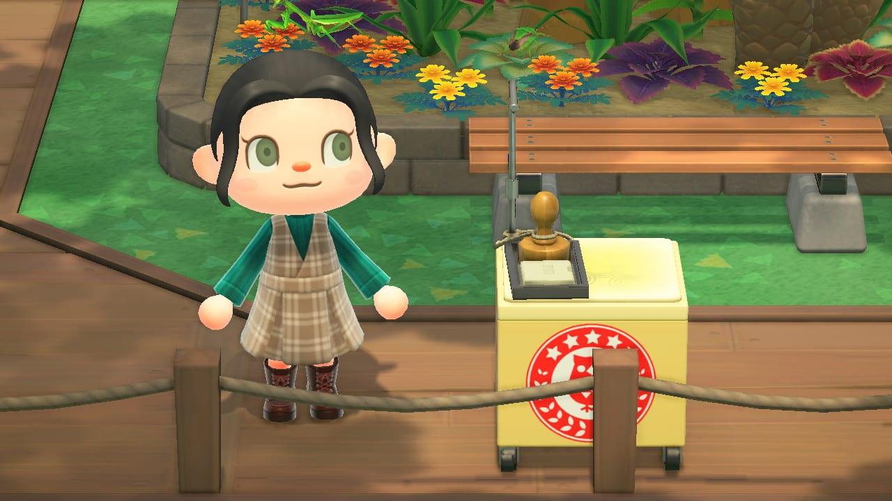 Die Stempeljagd in Animal Crossing New Horizons beginnt heute