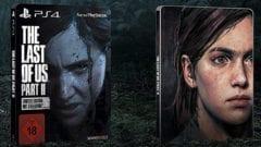 The Last of Us 2 Ellie Steelbook