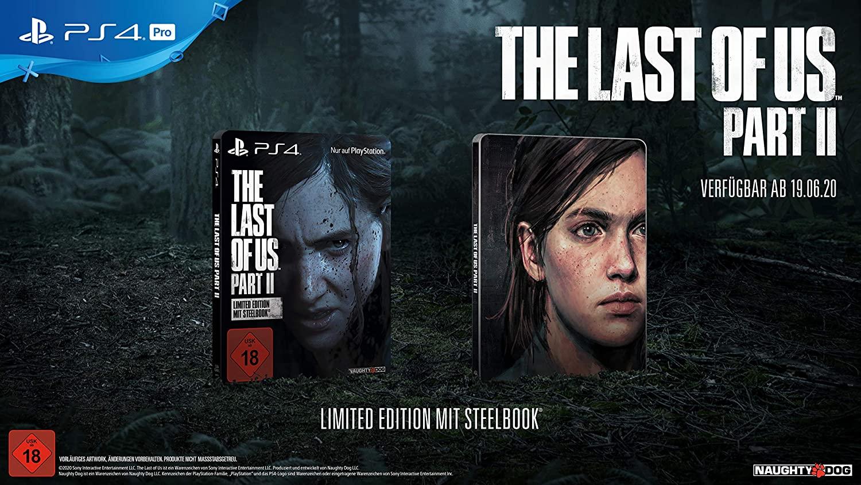 The Last of Us 2 im Steelbook