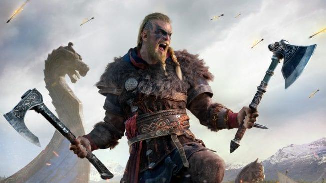 Assassin's Creed Valhalla Eivor Geschlecht