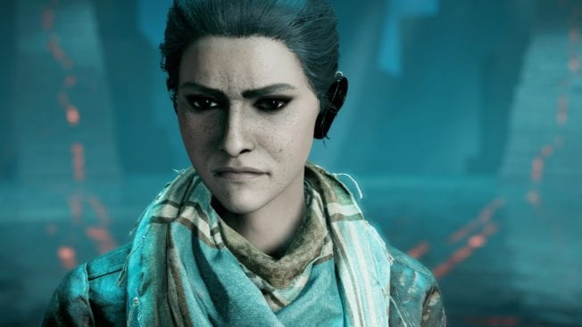 Layla ist auch in Assassin's Creed Valhalla an Bord.