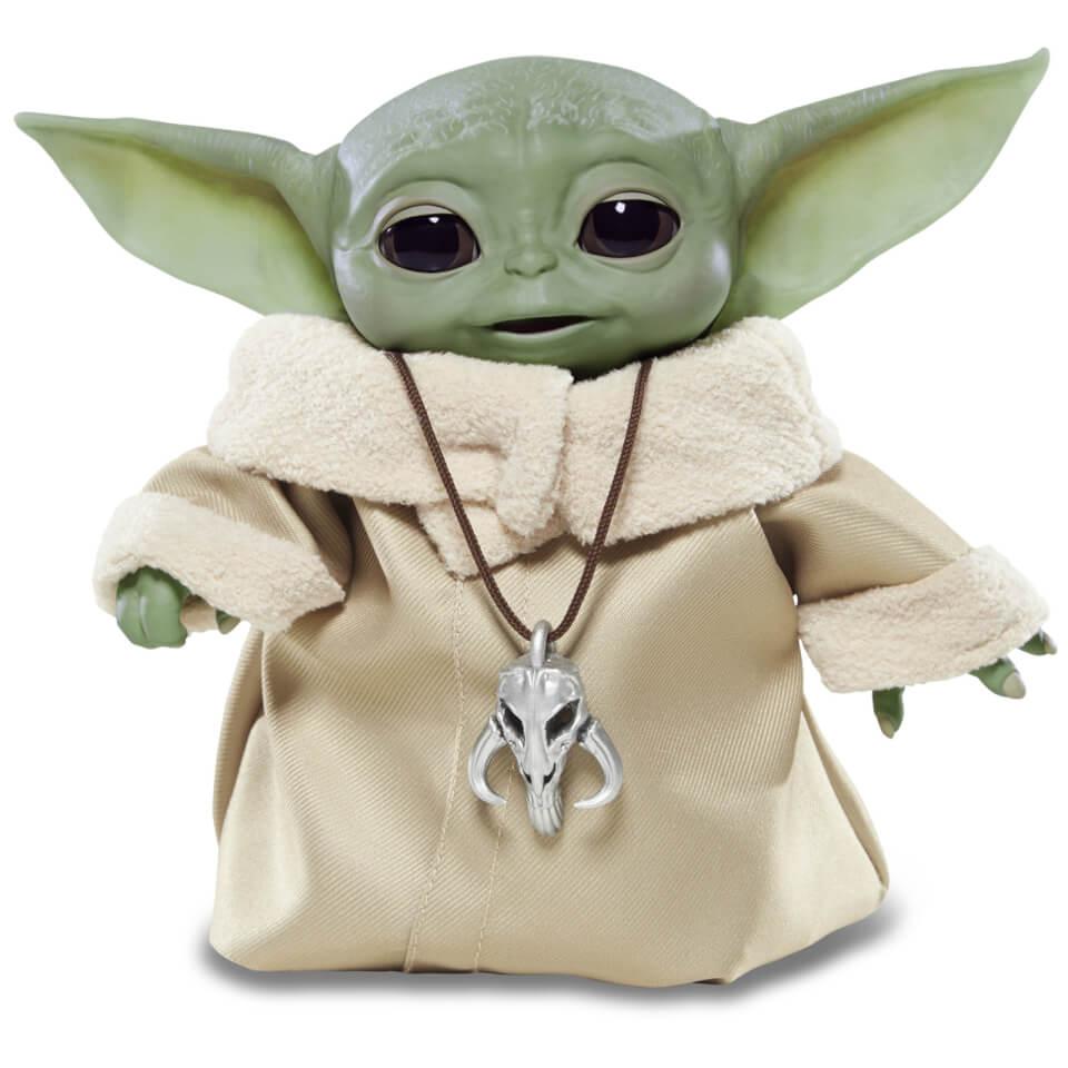 Baby Yoda Animatronische Puppe