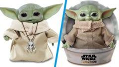 Baby Yoda Figur