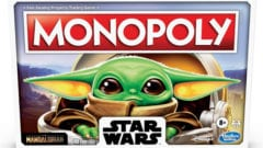 Baby Yoda The Child Monopoly