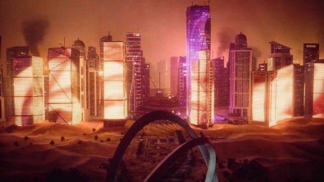 Battelefield 2042 - Moderne Stadt