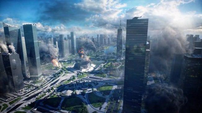 Battelefield 2042 - Stadt Moderne