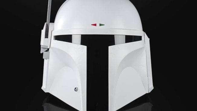 Boba Fett Helm Prototyp