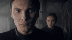 Cahir als Doppler in The Witcher