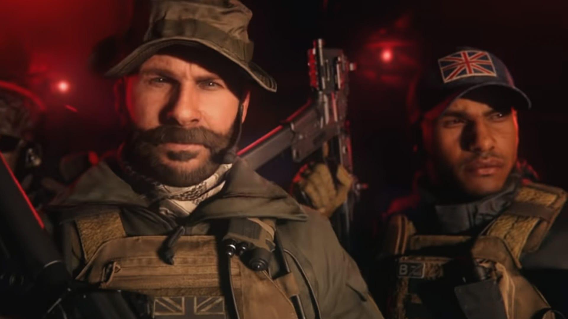 Call of Duty Verdansk Captain Price Season 4