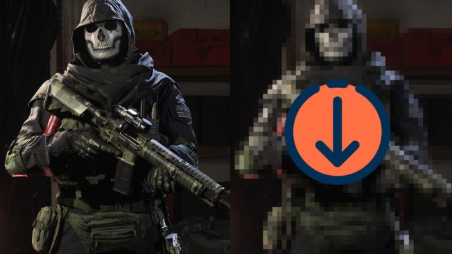 Call of Duty Warzone Downgrade