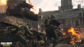 Call of Duty WWII wieder im Zweiten Weltkrieg