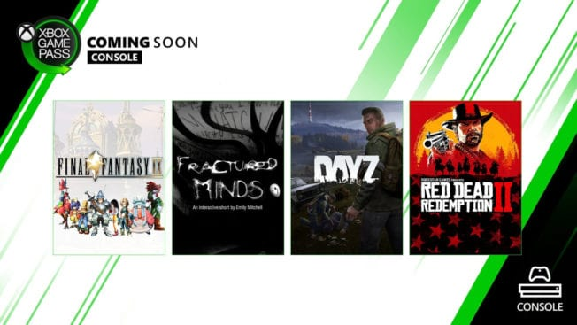 Xbox Game Pass im Mai 2020