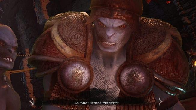Der Herr der Ringe Gollum Orcs