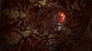 Der Herr der Ringe Gollum Bild aus Mordor