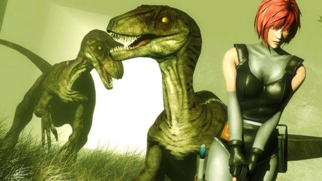 Dino Crisis Wallpaper Bilder Screenshots
