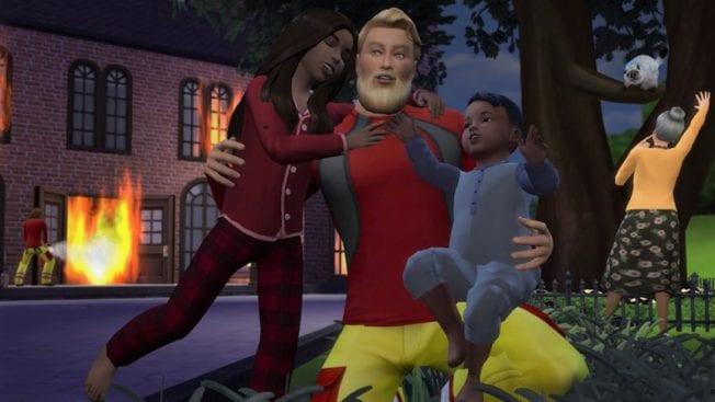 Feuerwehrmann Mod Sims Online
