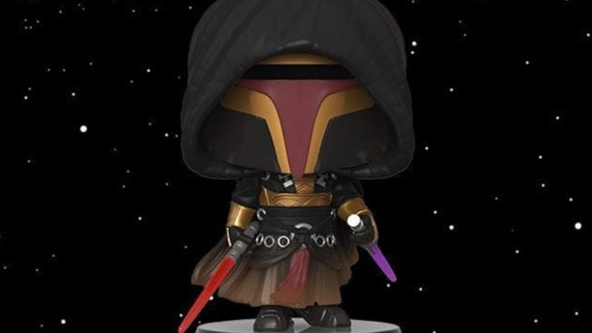Funko: Darth Revan als Pop Figur