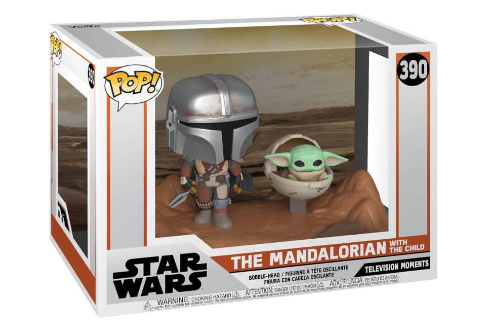 Funko Mandalorian Baby Yoda