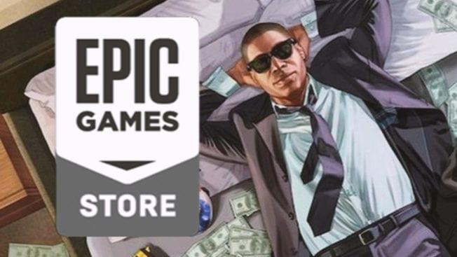 GTA 5 Epic Games Store Gratis