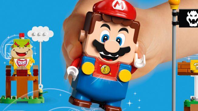 LEGO-Super Mario