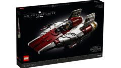 Lego A-Wing Collectors Edition