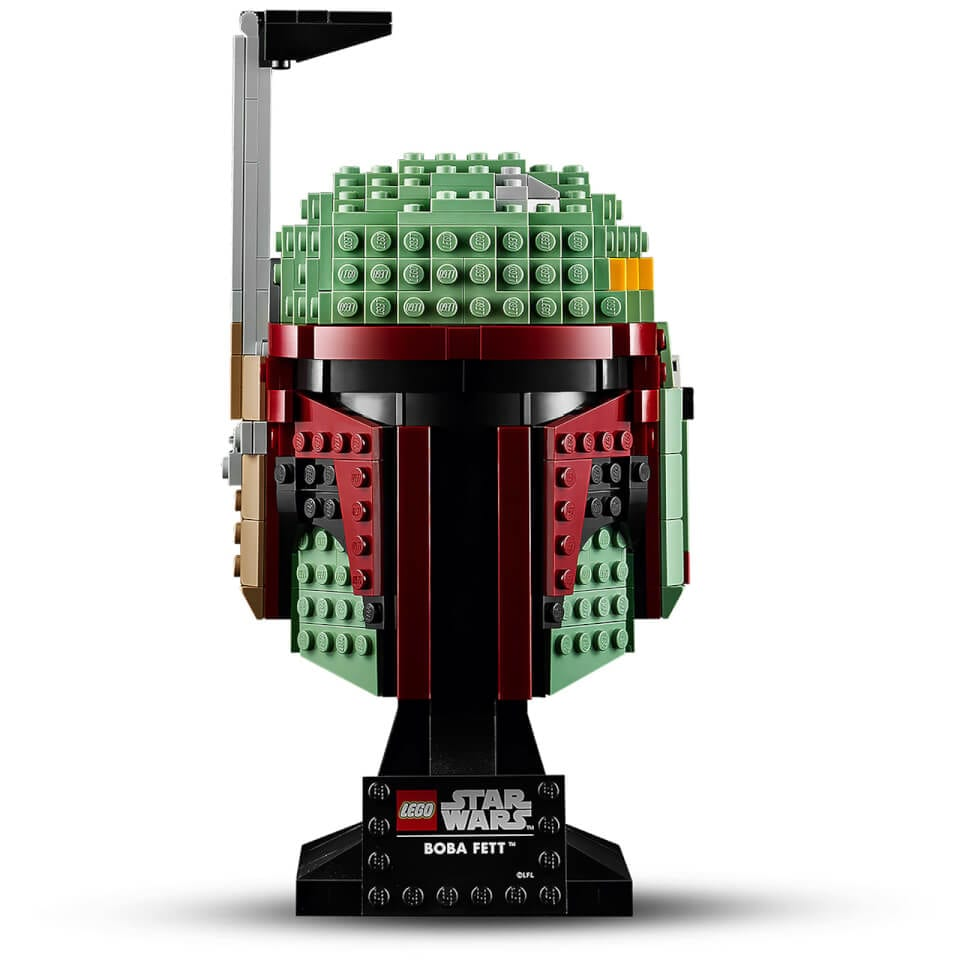 Lego Star Wars Boba Fett Helm