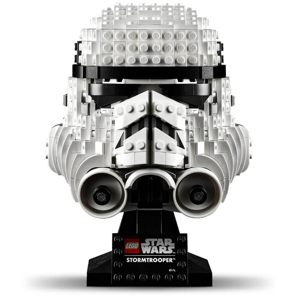 Lego Star Wars Stormtrooper Helm