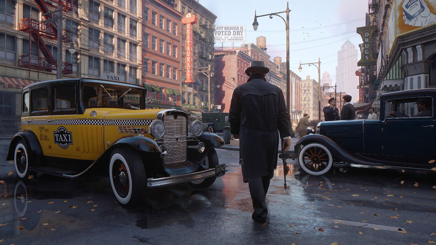 Mafia Trilogy PS4 Xbox One PC
