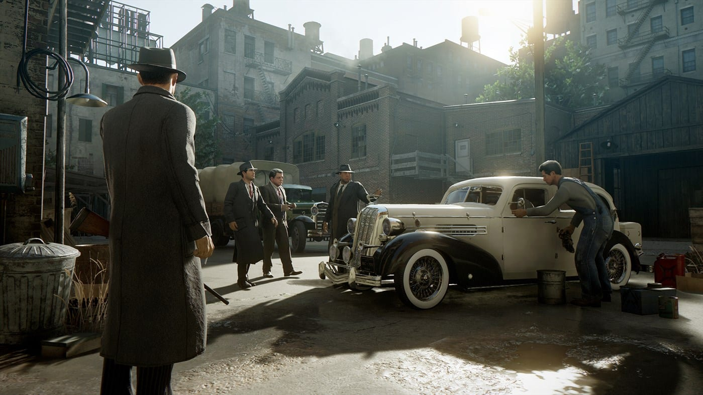 Mafia Trilogy Release