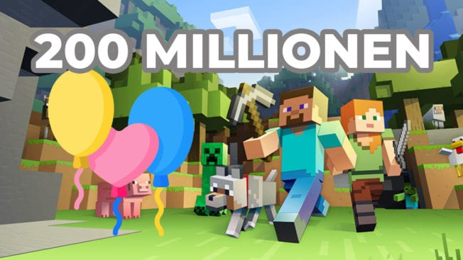 Minecraft Verkäufe und Sales
