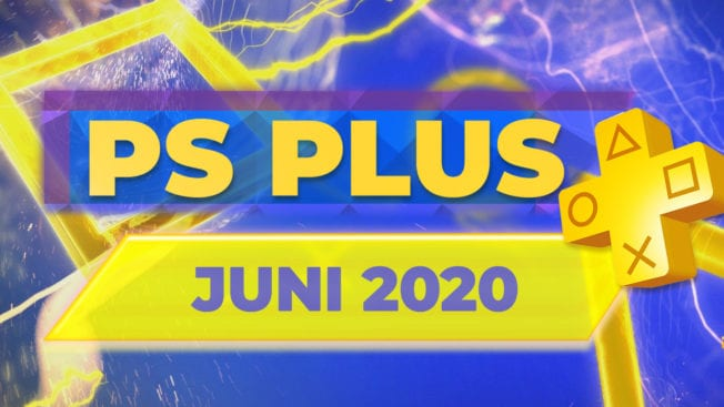 PS Plus Juni 2020