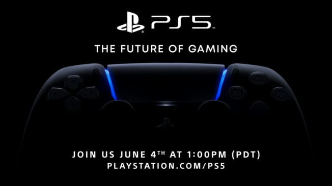 PS5-Reveal im Juni 2020
