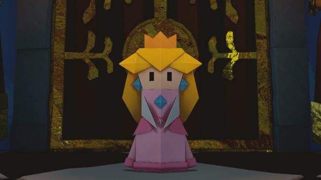 Paper Mario The Origami King Bilder