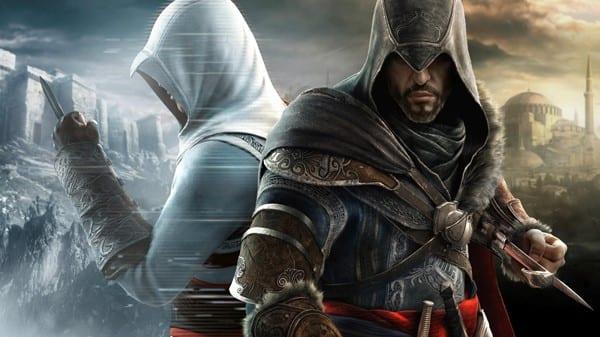 Assassins Creed Revelations Ezio Altair Versteckte Klinge