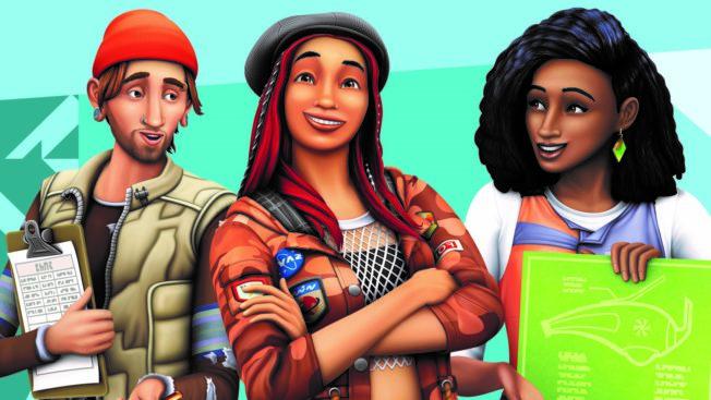 Die Sims 4 Nachhaltig leben Erweiterung