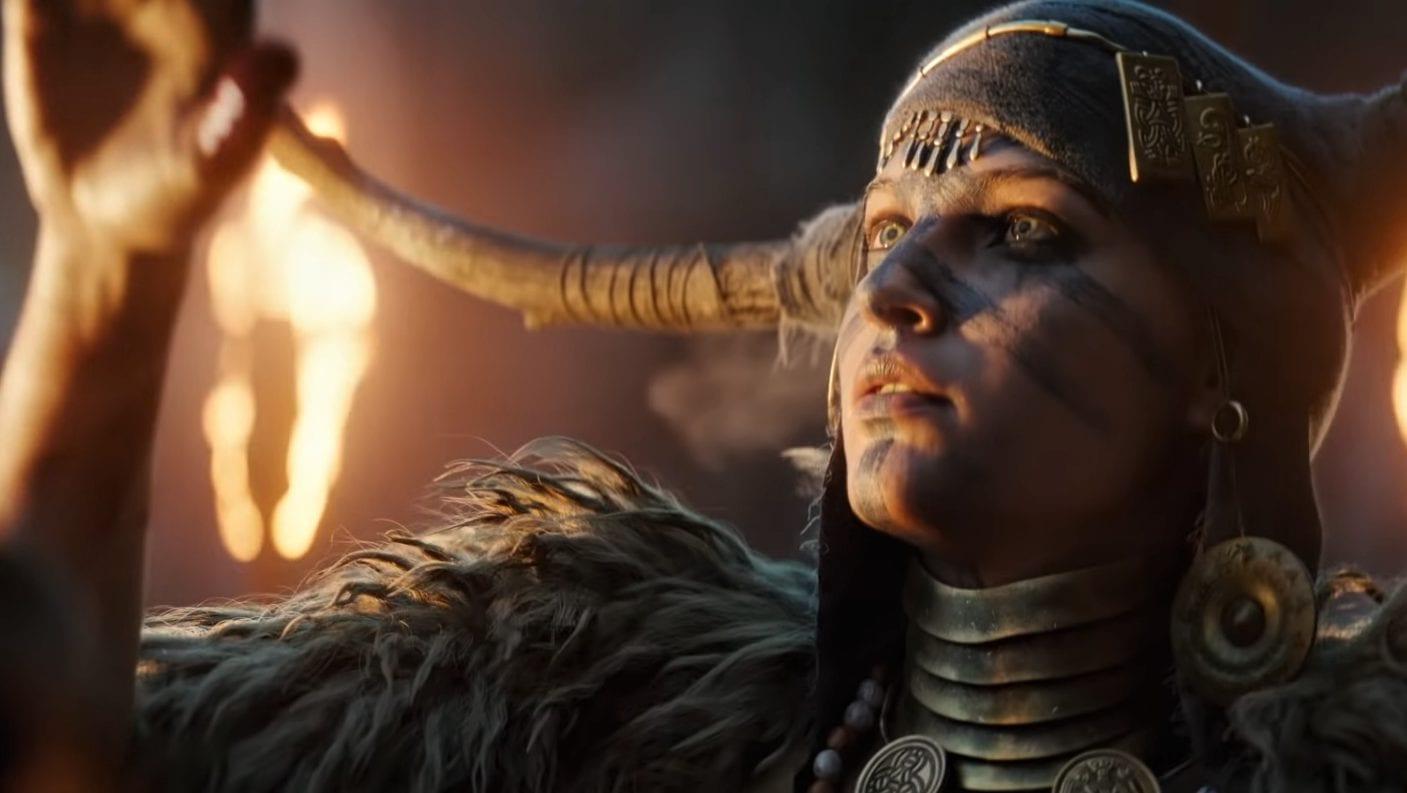 Nordische Mythologie in AC Valhalla.
