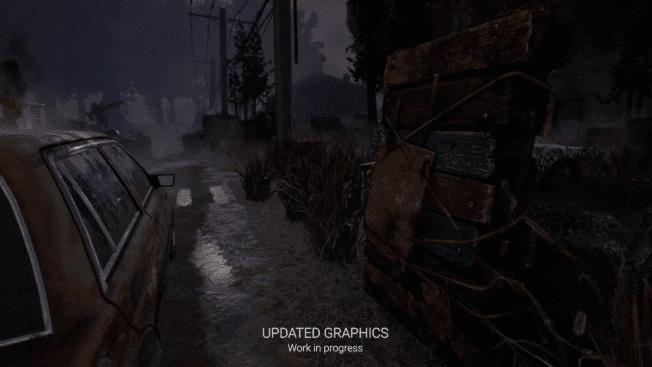 Dead by Daylight Grafik Update