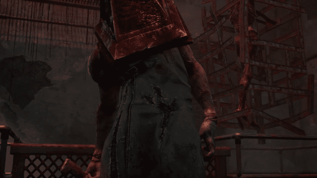 Dead by Daylight Silent Hill Der Henker Pyramid Head