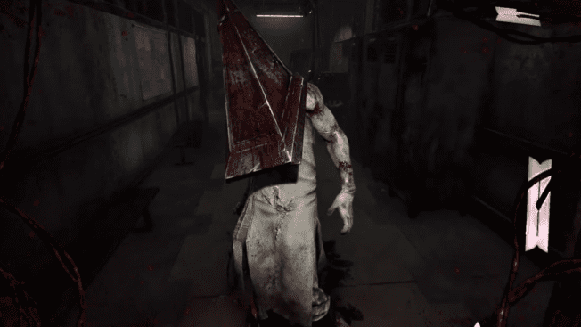Silent Hill meets Dead by Daylight Pyramid Head