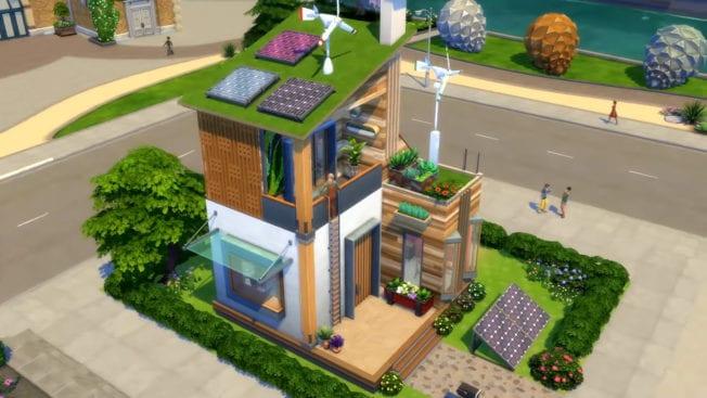 Sims 4 Leiter