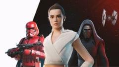 Star Wars in Fortnite