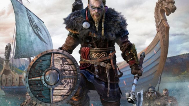Valhalla Assassins Creed Shield