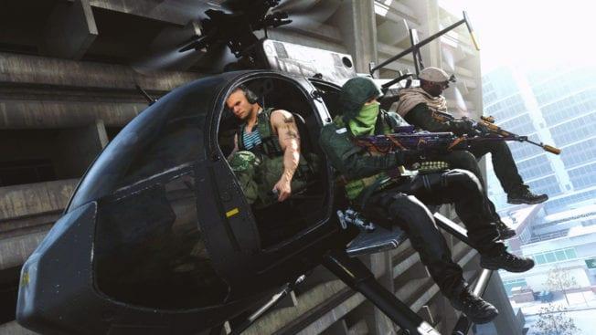 Warzone keine Helikopter mehr
