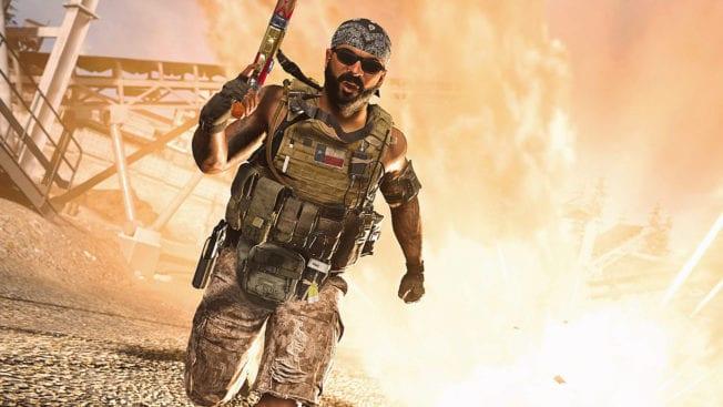 Warzone RPG Buff