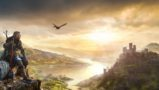 Assassin's Creed Valhalla Spielwelt Größe