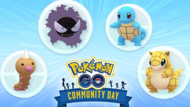 Community Day Juni Juli in Pokémon Go