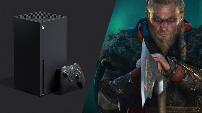 Xbox Series X Asassin's Creed Valhalla