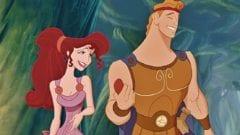 Hercules und Meg im gleichnamigen Disney-FIlm